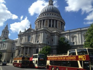 London St. Paul´s Cathedral