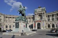 Prinz Eugen Denkmal am Heldenplatz (1. Bezirk)